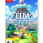 Уже в продаже The Legend of Zelda: Link's Awakening