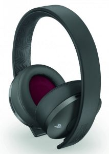 Гарнитура Gold Wireless Headset The Last Of Us Part II Limited Edition (PS4)