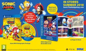 Sonic Mania Plus Special Edition (PS4)