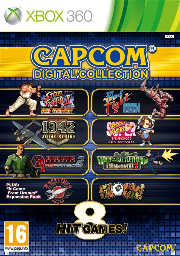 kupit_capcom_digital_collection_xbox_360