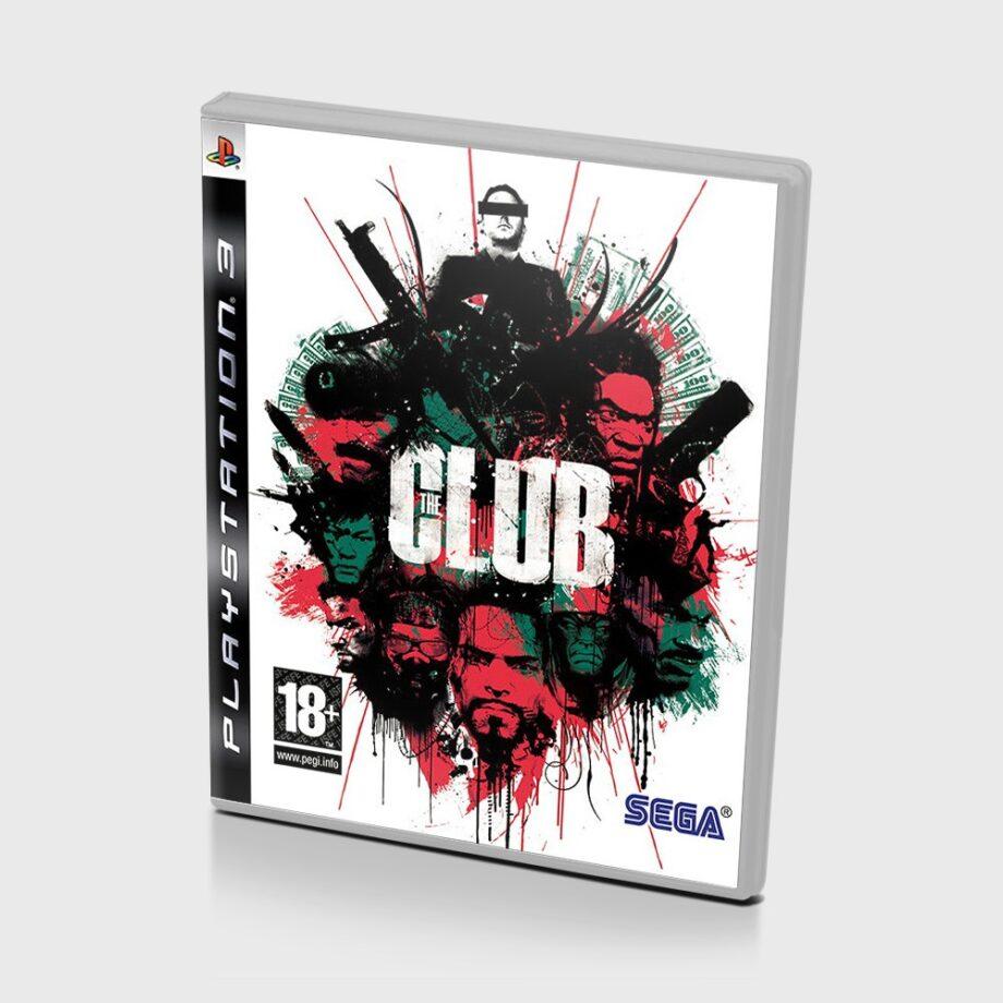 kupit_the_club_ps3