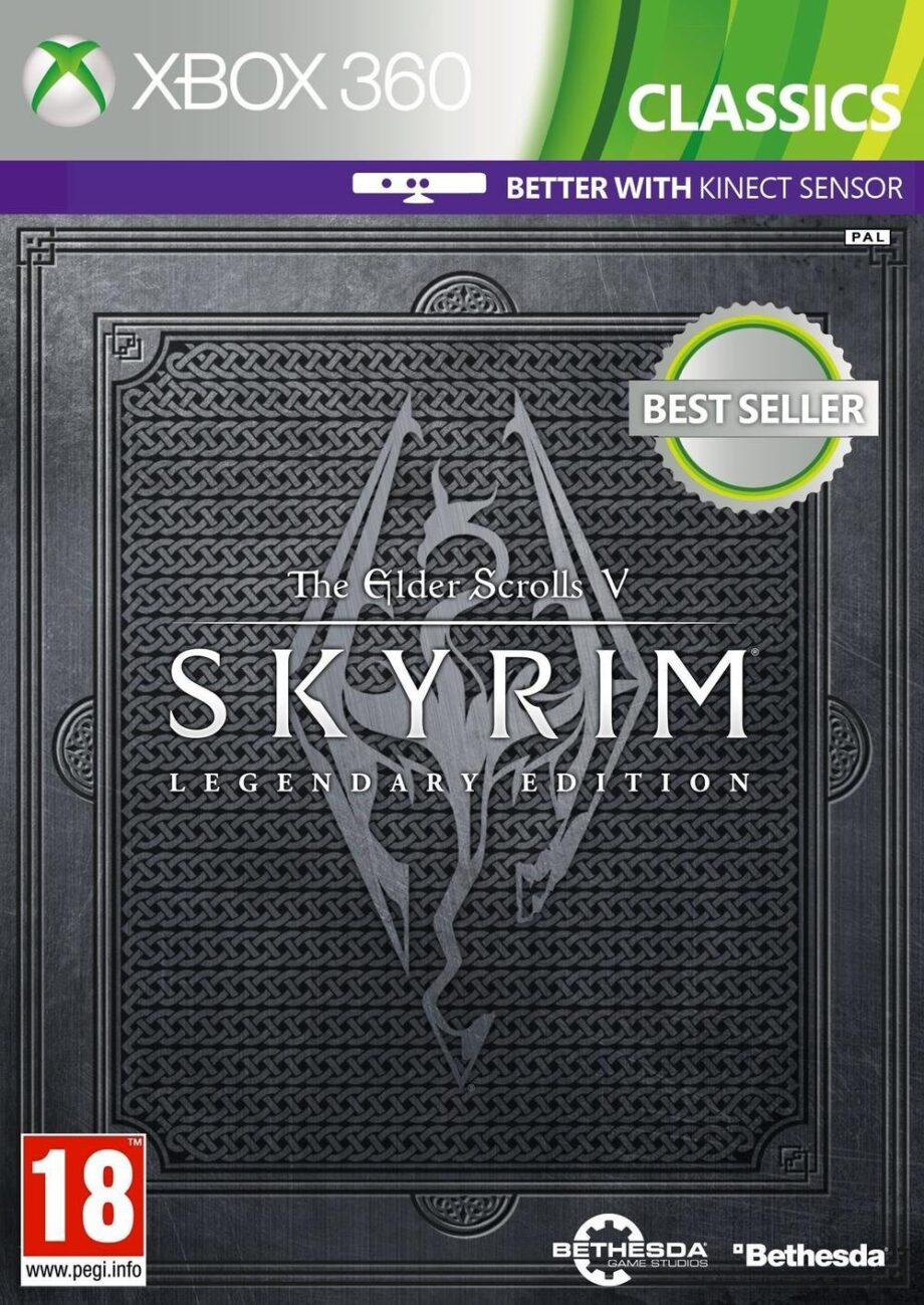 kupit-The Elder Scrolls V: Skyrim. Legendary Edition-xbox-360